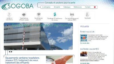 creation site web Sogoba