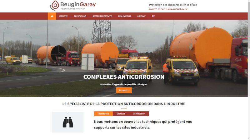 VIVE la VIE a créé le site Beugin Garay