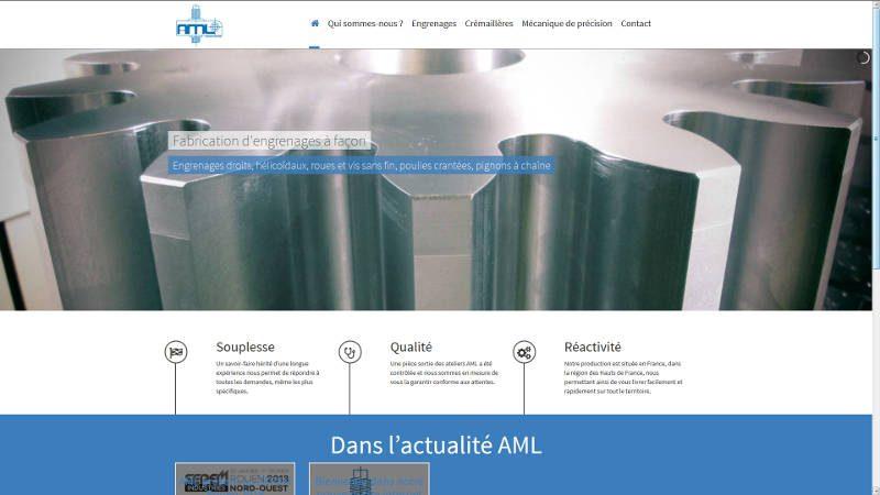 VIVE la VIE a créé le site AML
