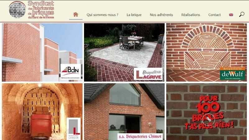 VIVE la VIE a créé le site Briques Nord