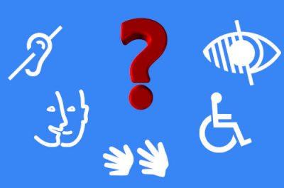 Accessibilité handicapés, une obligation morale pour les sites internet