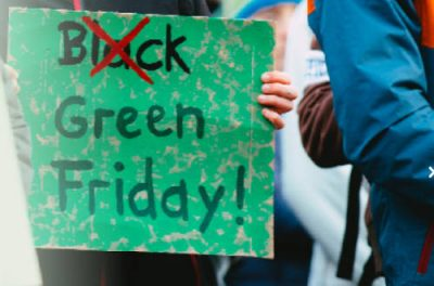 Soutenir le Green Friday