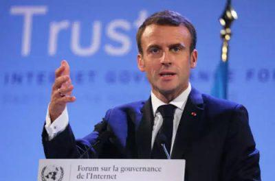 Macron 2018 : réguler le web