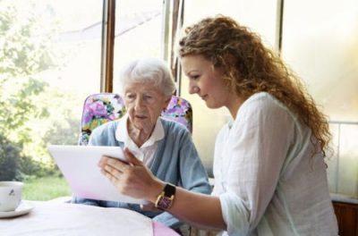 Contre l'isolement des seniors