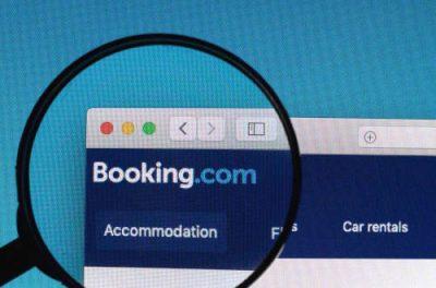 Amende record pour Booking
