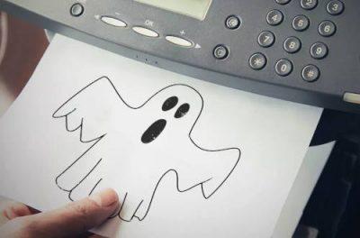 SOS Impressions fantômes