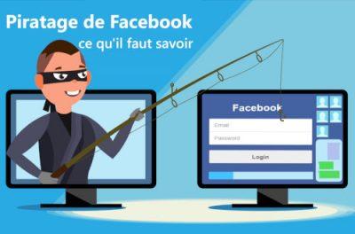Agir en cas de piratage sur Fb