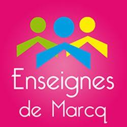 Enseignes de Marcq-en-Baroeul
