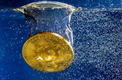 Bitcoin yo-yo