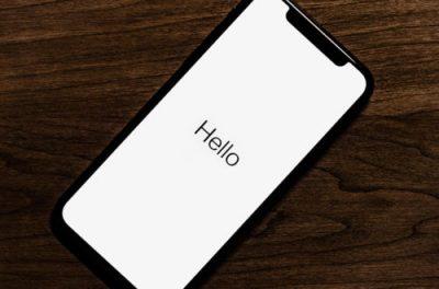 iPhone + Face ID, ça bloque