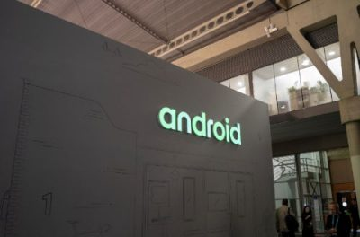 Android Q dans les tuyaux