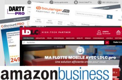 e-commerce, sites des pros