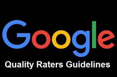 SEO, la qualité selon Google