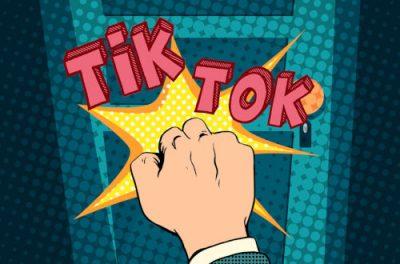 Tik Tok, le réseau qui monte