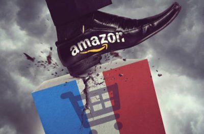 Amazon écrase l'e-commerce