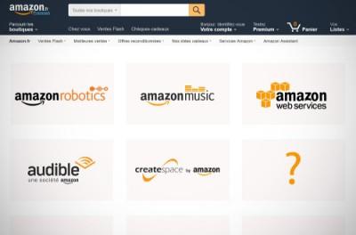 Amazon interdite...