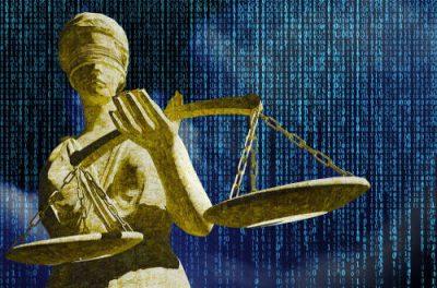 La justice s'y met aussi...