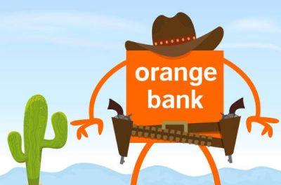 Orange attaque la banque