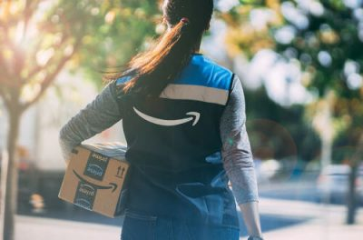 Bienvenue (?) chez Amazon