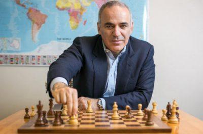 Garry Kasparov parle de l'IA