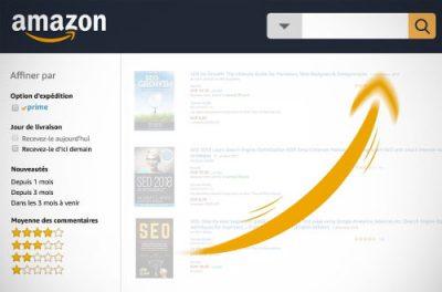 Optimisation SEO sur Amazon
