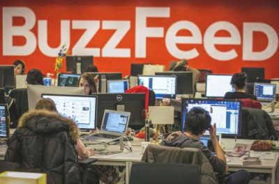 BuzzFeed quitte la France