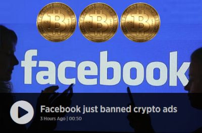Facebook contre le Bitcoin
