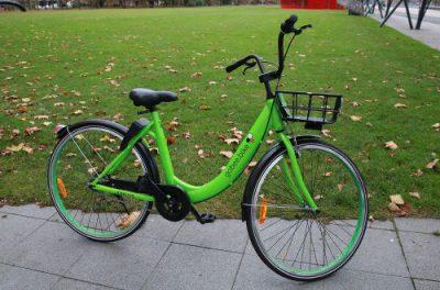 Vélos déconnectés