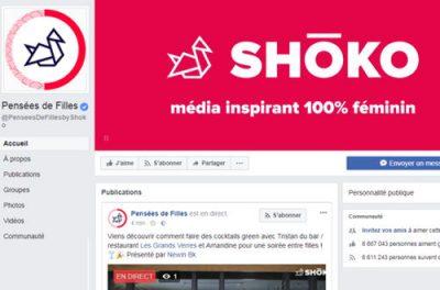 Stratégie media sur Facebook