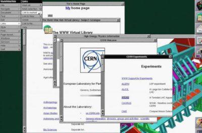 30 ans de web en images