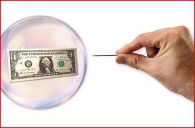 Bientôt une bulle internet ?