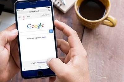 Google mobile passe en tête