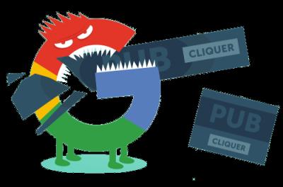 Google a les dents longues