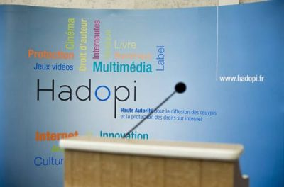 Hadopi, bilan 2016