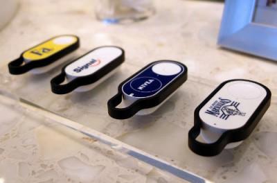 Dash buttons sur Amazon