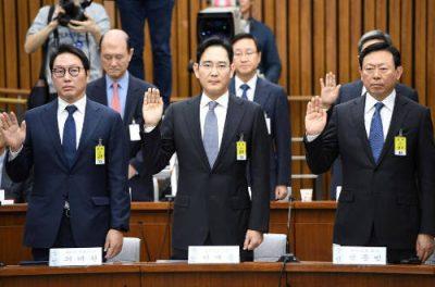 Corée, le géant ébranlé