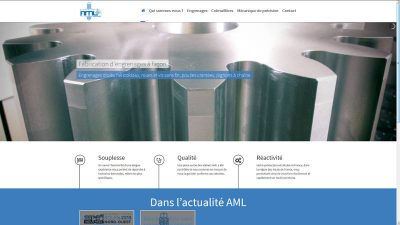 creation site web AML