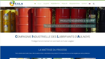 creation site web CILA