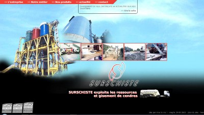 creation site web Surschiste
