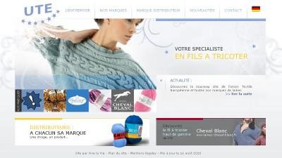 creation site web UTE