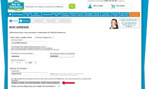 service client sur boutique en ligne