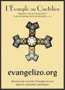 L'Evangile au quotidien