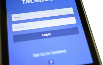 Facebook: un compte public est... public !