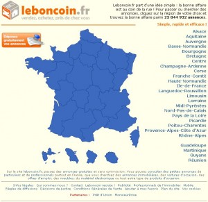 Le Bon Coin site d'annonce d'emploi ?