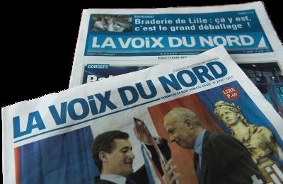 La Voix du Nord a-t-elle réussi son virage numérique ?