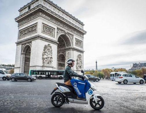 La ville de Paris perd contre Scootlib